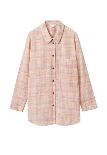 Cos multi Checked Shirt 2E190AA9EADA55GS_1