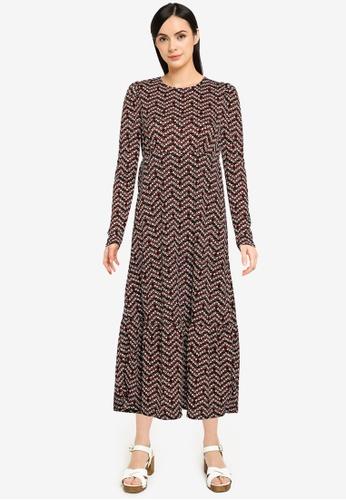 ONLY black Pella Dress BE71AAA265E4C6GS_1