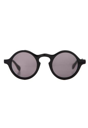Marshall Eyewear Bryan Black MA266AC97OVISG_1