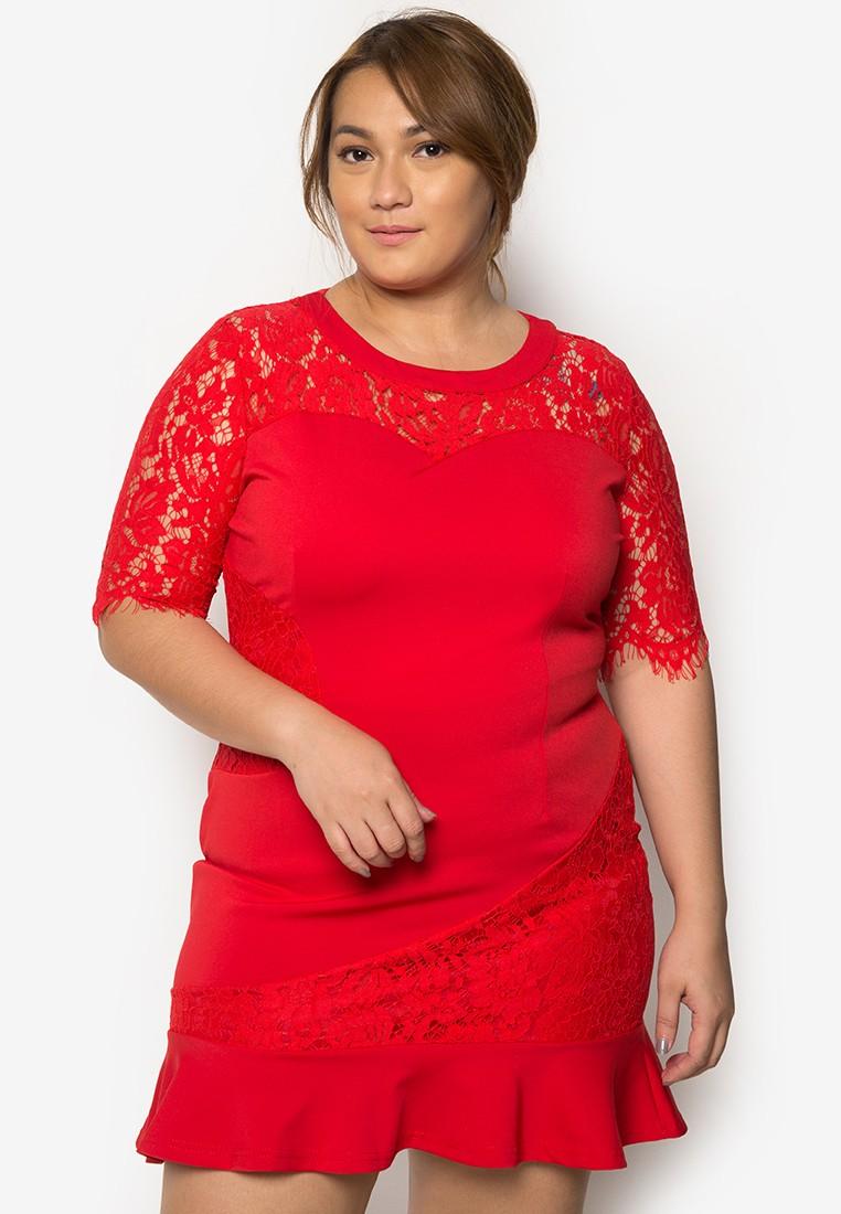 Plus Size Blaise Dress