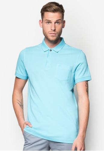 素色合身Pesprit分店OLO 衫, 服飾, Polo衫
