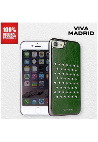 Viva Madrid green Casing iPhone 7 Plus / 8 Plus Tacho Viva Madrid - Teal Green 0320DES4A7B7AFGS_1