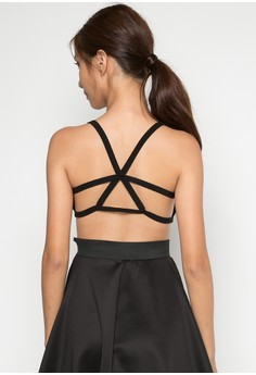 Caged Bralette with pads