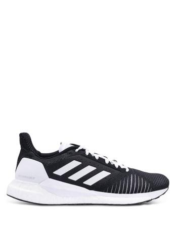 adidas black adidas performance solar glide st sneakers 694B7SHDACE458GS_1