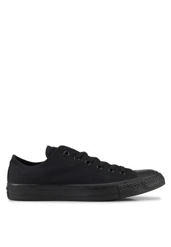 Converse black Chuck Taylor All Star Monochrome Core Sneakers Hi AKKMGSH0000061GS_1