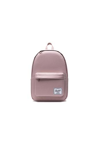 Herschel pink Herschel Classic XL - Ash Rose Backpack 4B367AC713B864GS_1