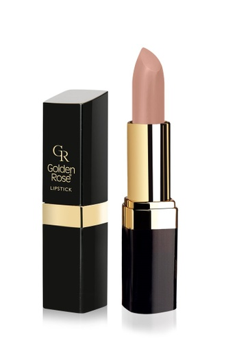 GOLDEN ROSE brown and beige Lipstick - 121 GO743BE64EAXMY_1