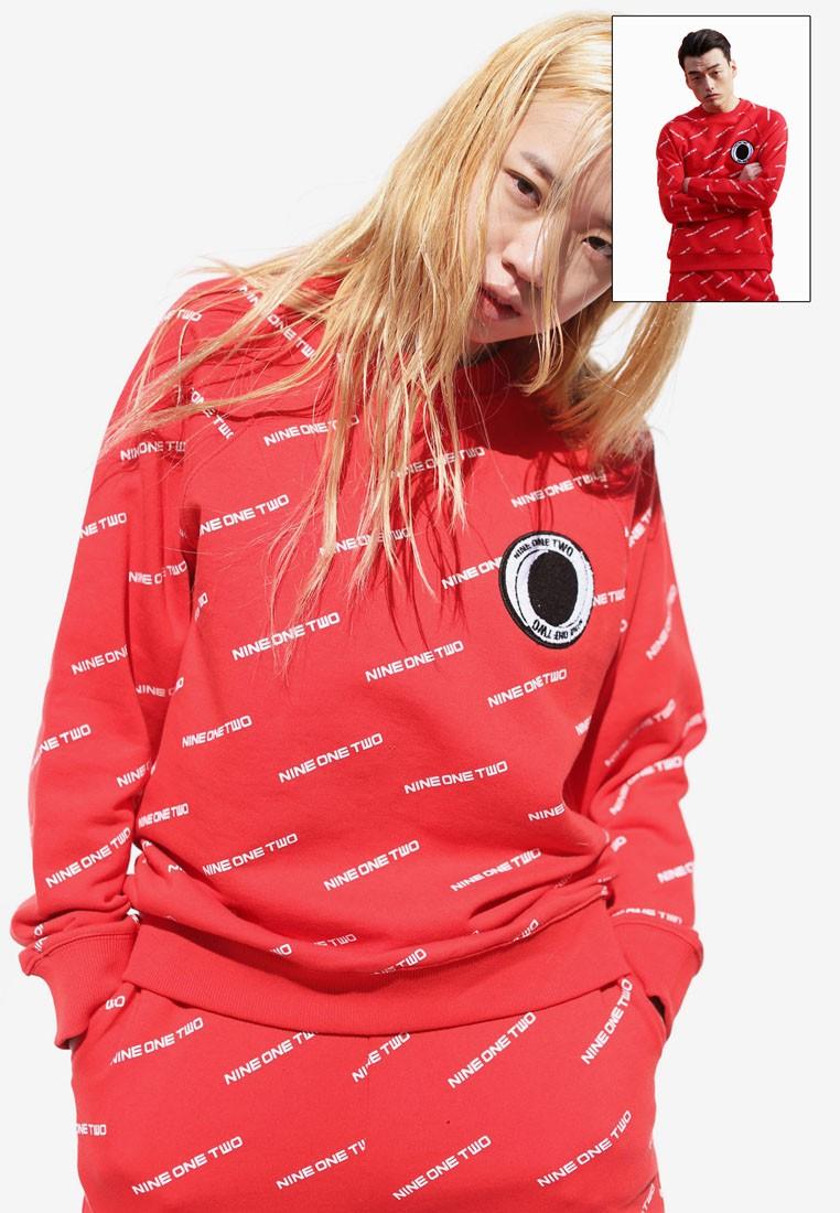 9 by 91,2 Seoul Deluxe Sweatshirt