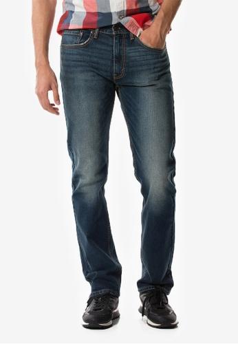 9fbe0744f80 Shop Levi's 505™ Men's Regular Fit Jeans Online on ZALORA Philippines