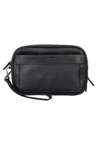 Shilton black Shilton London Clutch Bag B968FAC263FB9CGS_1