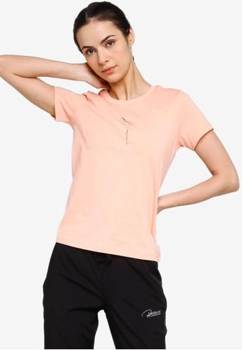 361° pink Sports Life Short Sleeve T-shirt 39380AA4598E3EGS_1