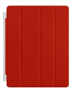 Smart Cover for iPad 2/3/4 (Red)