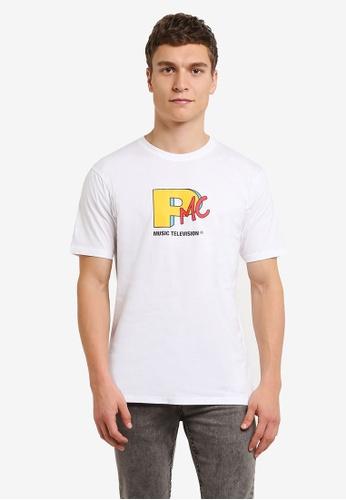 Pestle & Mortar 白色 PMTV T恤 PE354AA0RXMQMY_1