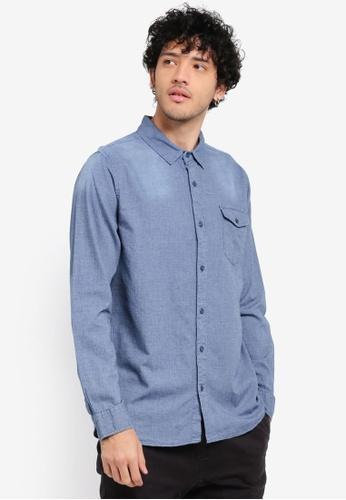Cotton On blue 91 Shirt CO372AA0SS9XMY_1
