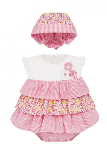 RAISING LITTLE pink Marianna Outfit Set 45194KAE532DE9GS_1