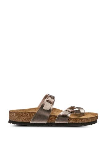 Birkenstock brown Mayari Graceful Sandals 9846ASH35C209BGS_1