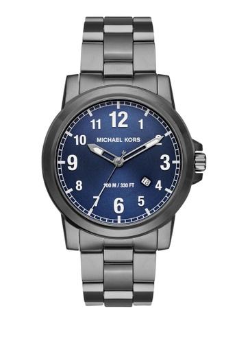 MICHAEL KORS black Paxton Analog Watch MI248AC0K951PH_1
