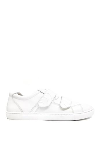 Kenneth Cole New York white DESIGN 102077 - Velcro Sneaker 595E2SHC314BD0GS_1