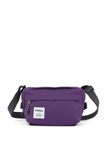 Hellolulu purple Hollis - Mini All Day Bag 50AA7AC0FB8605GS_1