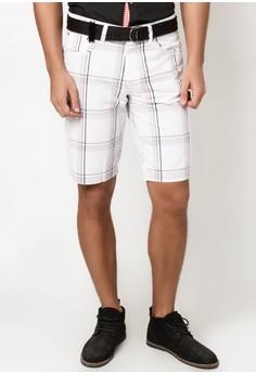 5 Pocket Shorts with Combi Waistband