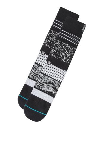Stance black Costillo Socks ST488AA17SAWMY_1