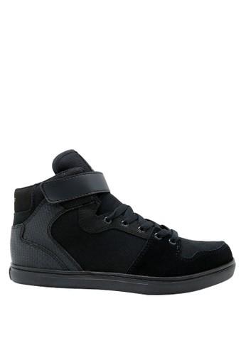 Precise black Precise Caspian T Sepatu Pria - Hitam D8FC3SH24E7E39GS_1
