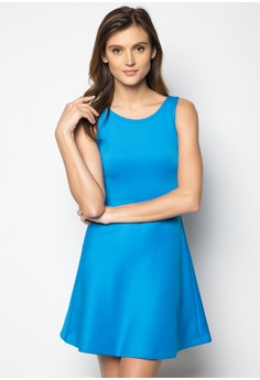 Knits Sleeveless Dress