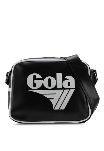 Gola black and white Micro Redford Bag 67851ACCE67C19GS_1