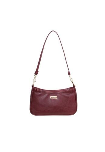 Verchini red Verchini Mini Sling Bag 29196AC878B14CGS_1
