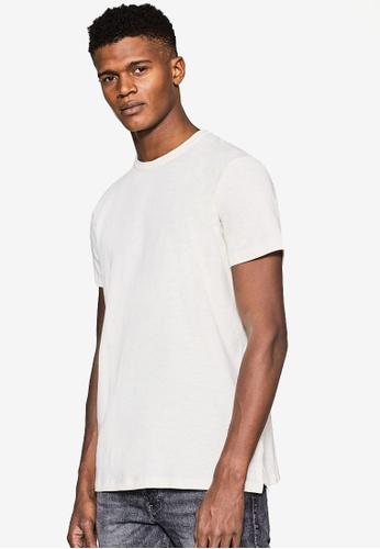 ESPRIT white Short Sleeve T-Shirt ES374AA0SAZDMY_1