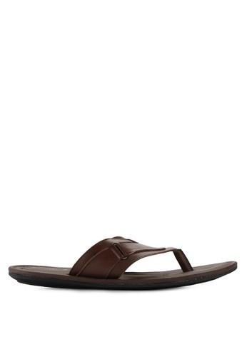MARC & STUART Shoes brown Cleon 1 MA456SH82OIZID_1