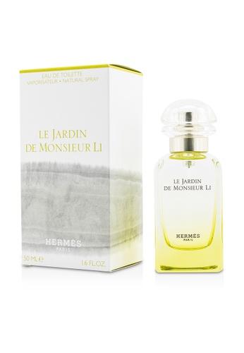Hermès HERMÈS - Le Jardin De Monsieur Li Eau De Toilette Spray 50ml/1.6oz 5AD93BE19C222EGS_1