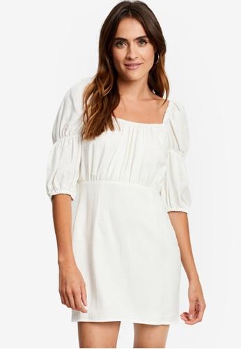 Savel white Sammie Mini Dress FDCA1AAA7CFECAGS_1