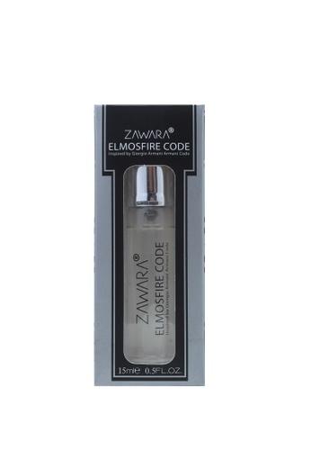 ZAWARA Pocket Perfume - Elmosfire Code 15ML E6882BE01F5E1BGS_1