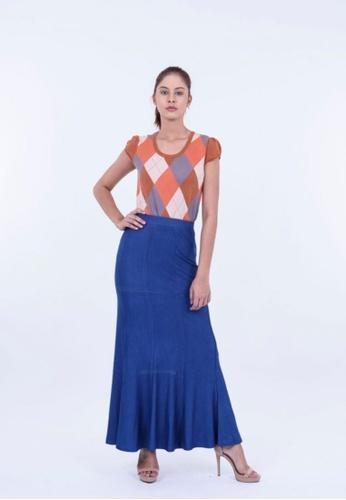 Ladies Jeans British Style New Winter Skirt 751BCAA0CF8045GS_1