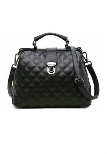 TCWK black Ladies Handbag TC258AC89MUKMY_1