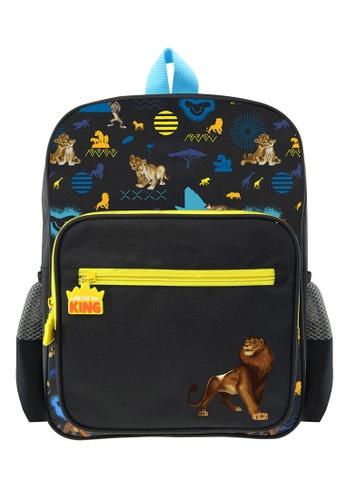 The Lion King black Disney Lion King Pre-School Bag 7EF63KCFD6E3C4GS_1