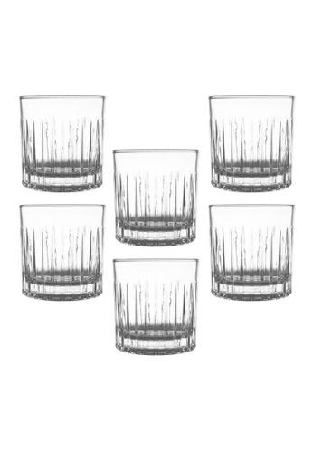 Union Glass n/a Thailand Premium Clear Glass Rock Glass Water, Juice, Soda, Liquor Glass 302ml -10oz Set of 6 57986HL8473756GS_1