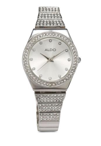 ALDO silver Tilmore Watch 69EBAAC7FF98D4GS_1
