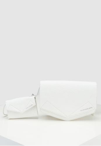 dfab8f127a Calvin Klein white Mini Crossbody Bag - Calvin Klein Accessories  C7F39ACD5018AAGS_1