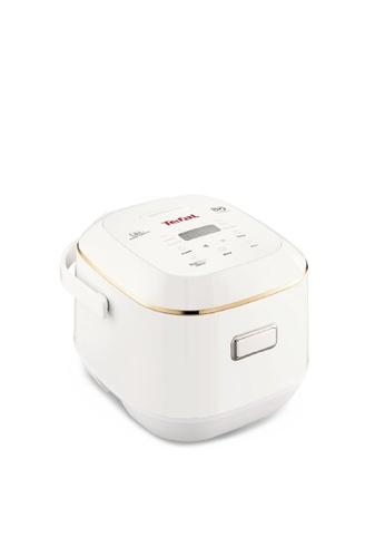 Tefal white Tefal Mini Spherical Pot Rice Cooker RK6011 AC72BHL9246E11GS_1