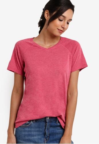 Patagonia pink Shortsleeve Nine Trails T-Shirt PA549AA68WXRMY_1