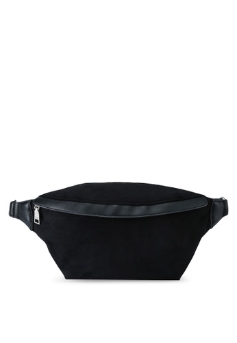 Keddo black Ruri Belt Bag 307DFACAD63261GS_1