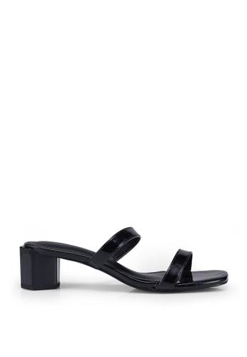 nose black Slip On Heels FAB7DSHFB05967GS_1
