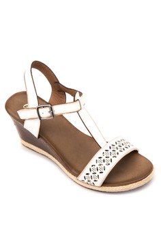 Officine Wedge Sandals