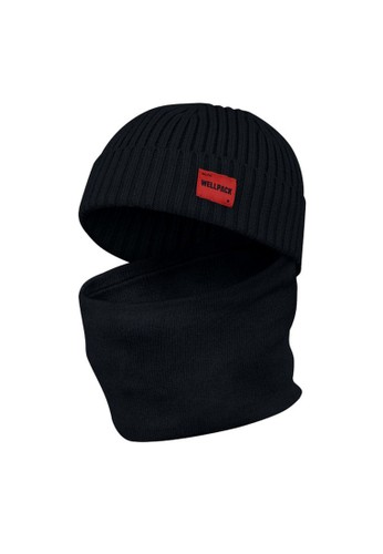 Bodypack black Bodypack Exceed Beanie - Black AFE8DAC0274A5CGS_1