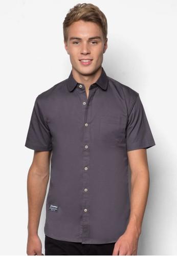 素色esprit分店短袖襯衫, 服飾, 服飾