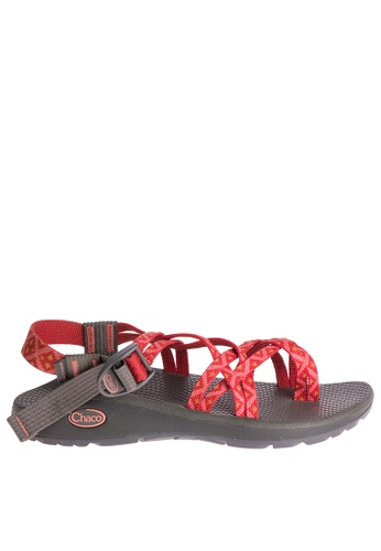 Chaco red ZCLOUD X2 8EB00SH57C692BGS_1
