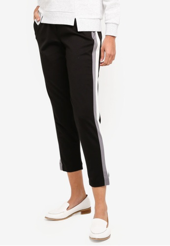 ESPRIT black Woven Regular Pants 88B18AAC6C351BGS_1