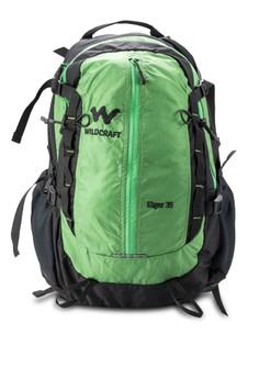 Eiger Plus Green Rucksack